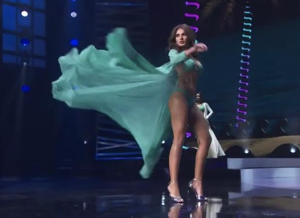 Mãn nhãn trước màn trình diễn bikini của top 21 Miss Universe: Khánh Vân bùng nổ visual, chỉ thiếu chút may mắn thôi! - Ảnh 16.