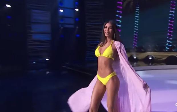 Mãn nhãn trước màn trình diễn bikini của top 21 Miss Universe: Khánh Vân bùng nổ visual, chỉ thiếu chút may mắn thôi! - Ảnh 18.