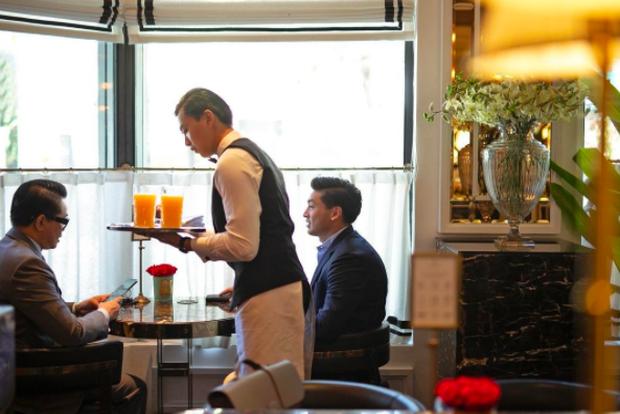 """Trước khi đóng cửa, nhà hàng của NTK Thái Công cầu kỳ và đẳng cấp tới mức này: Không được gọi nhân viên là """"Em ơi"""", chỉ nhận đặt bàn tối đa 6 khách - Ảnh 3."""