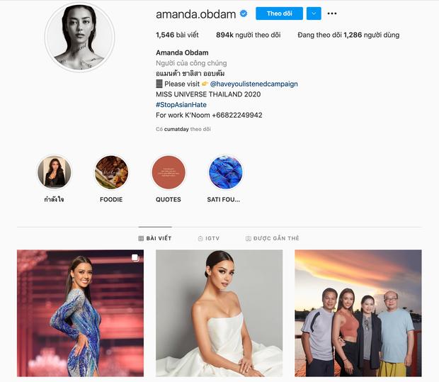 Không vào nổi top 5 Miss Universe, Hoa hậu Thái Lan vẫn cực hot trên Instagram, thậm chí còn dí sát nút đương kim Hoa hậu người Mexico - Ảnh 4.