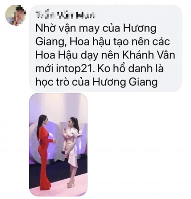 Khẩu chiến gay gắt: Fan lôi thành tích của Hương Giang ra mỉa mai Khánh Vân, còn lôi cả cộng đồng LGBT vào ý kiến tiêu cực? - Ảnh 6.