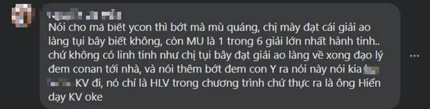 Khẩu chiến gay gắt: Fan lôi thành tích của Hương Giang ra mỉa mai Khánh Vân, còn lôi cả cộng đồng LGBT vào ý kiến tiêu cực? - Ảnh 7.