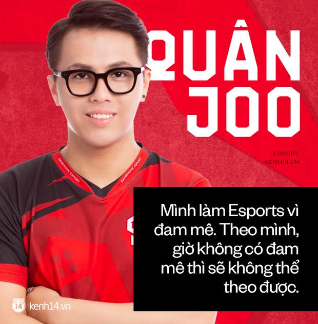 Gặp gỡ Quân Joo: Từ chàng trai khởi nghiệp với đam mê game đến ông chủ to của những đội tuyển Esports đang lớn - Ảnh 1.