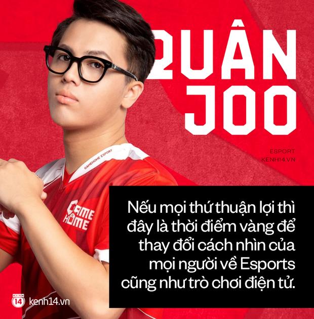 Gặp gỡ Quân Joo: Từ chàng trai khởi nghiệp với đam mê game đến ông chủ to của những đội tuyển Esports đang lớn - Ảnh 7.