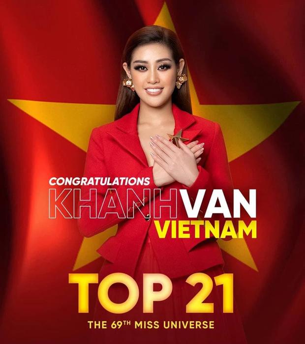 Khánh Vân lọt top 21 Miss Universe, Phạm Hương trở thành Hoa hậu Hoàn vũ VN duy nhất chưa làm được điều này! - Ảnh 1.