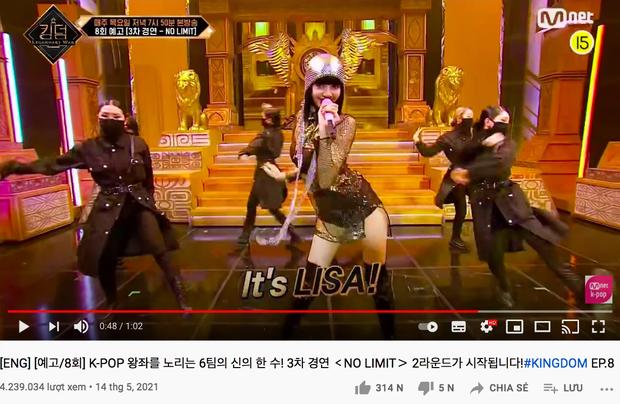 YG hờn dỗi ấn định ngày Lisa xuất hiện tại show Mnet, netizen hụt hẫng vì là sân khấu gián tiếp? - Ảnh 4.