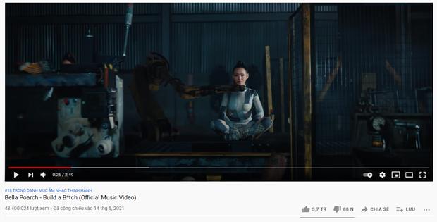 TikToker tung MV lấn sân đi hát khiến khán giả Việt mê tít, có gì hot mà vượt cả video Kén Em của Khánh Vân trên top trending? - Ảnh 5.