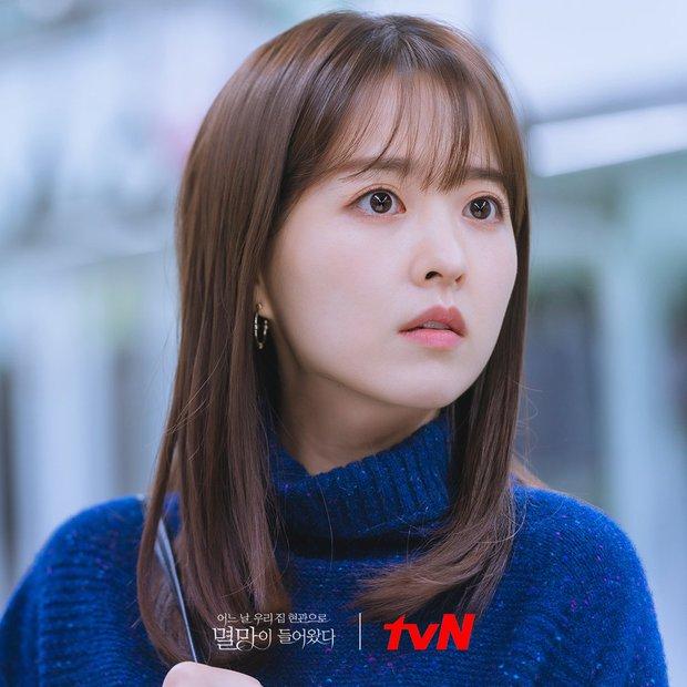 Giảm cân là cách trùng tu nhan sắc nhanh nhất: Nhìn màn lột xác của cặp đôi màn ảnh mới Park Bo Young - Seo In Guk là rõ! - Ảnh 8.