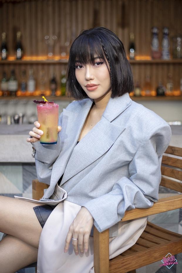 Diệu Nhi - Juky San khoe nét sắc lạnh trong cùng một khung hình - Ảnh 2.