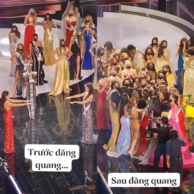 Ngừa dịch giả trân như Miss Universe 2020: Nắm tay thì không nhưng ôm hôn tập thể thì vô tư? - Ảnh 7.