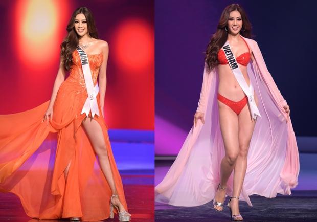 Độ hot của Hoa hậu Khánh Vân trên mạng xã hội đã tăng như thế nào sau Miss Universe? - Ảnh 2.