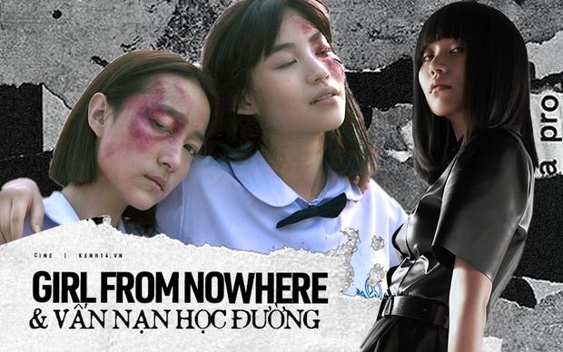Girl From Nowhere: Khi những góc khuất tàn khốc vẫn hiện diện trong trường học được phơi bày  - Ảnh 1.