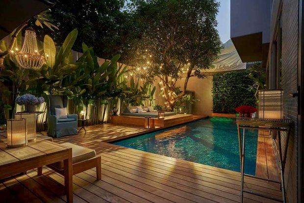 Nhà Thái Công thiết kế tiếp tục bị chê: Không phải cứ mua đồ đắt tiền mới là đẹp, sàn nhà tắm bằng gỗ thì xả nước thế nào? - Ảnh 6.