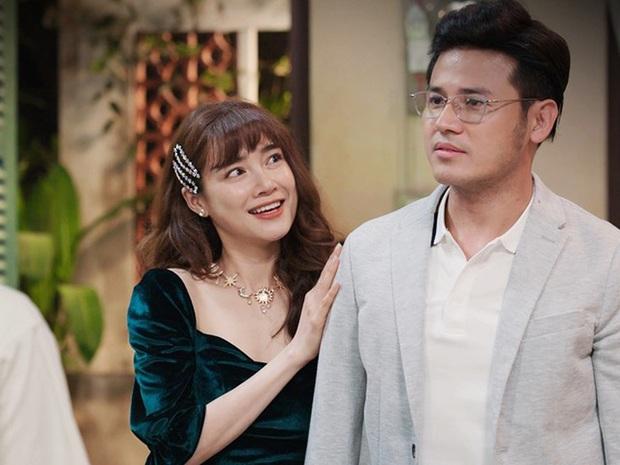 3 thánh nữ mê trai trên phim Việt: Cỡ hoa hậu Khánh Vân và Nhã Phương thì hết sạch liêm sỉ rồi - Ảnh 1.