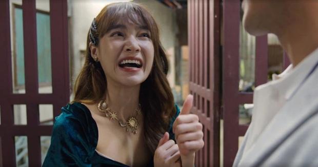 3 thánh nữ mê trai trên phim Việt: Cỡ hoa hậu Khánh Vân và Nhã Phương thì hết sạch liêm sỉ rồi - Ảnh 2.