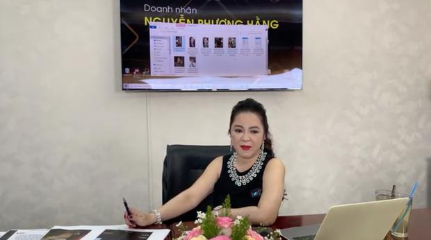 BẤT NGỜ: Bà Phương Hằng đột nhiên tâm sự về người thân duy nhất đang phụng dưỡng, chuyển tiền đều đặn mỗi tháng và vạch mặt hội 22 người bạn thân từng phản bội mình - Ảnh 1.