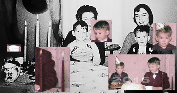 Bức ảnh gia đình huyền thoại ám ảnh dân mạng hàng năm trời bởi bóng dáng kỳ lạ bên trái nay đã có lời giải đáp? - Ảnh 2.