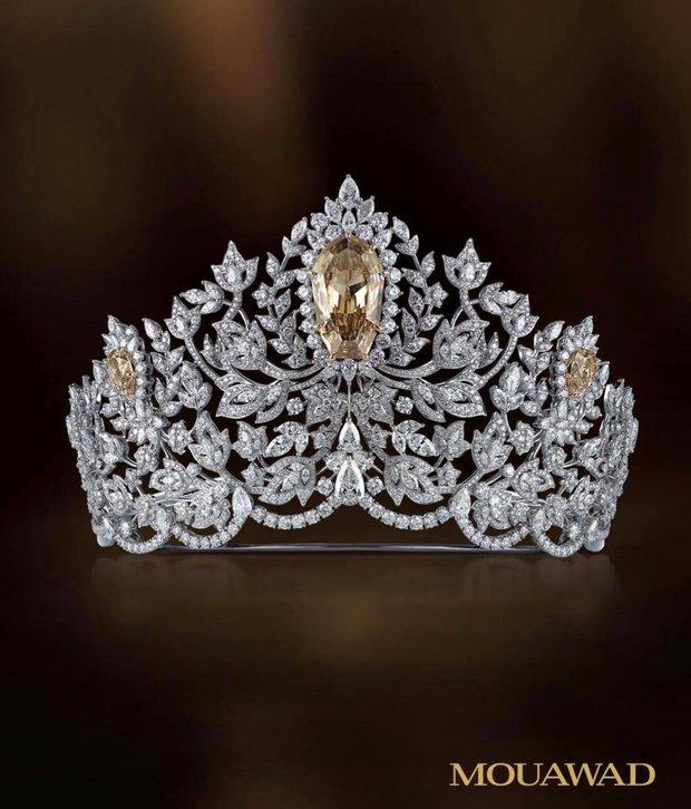Lộ diện vương miện 115 tỷ đắt nhất thế giới của Miss Universe 2020: Khánh Vân hay ai sẽ là người có được vinh hạnh này? - Ảnh 5.