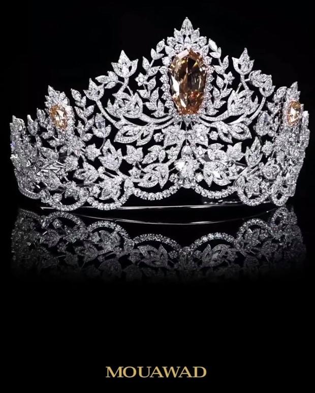 Lộ diện vương miện 115 tỷ đắt nhất thế giới của Miss Universe 2020: Khánh Vân hay ai sẽ là người có được vinh hạnh này? - Ảnh 6.