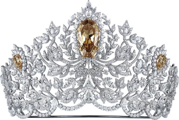 Lộ diện vương miện 115 tỷ đắt nhất thế giới của Miss Universe 2020: Khánh Vân hay ai sẽ là người có được vinh hạnh này? - Ảnh 7.