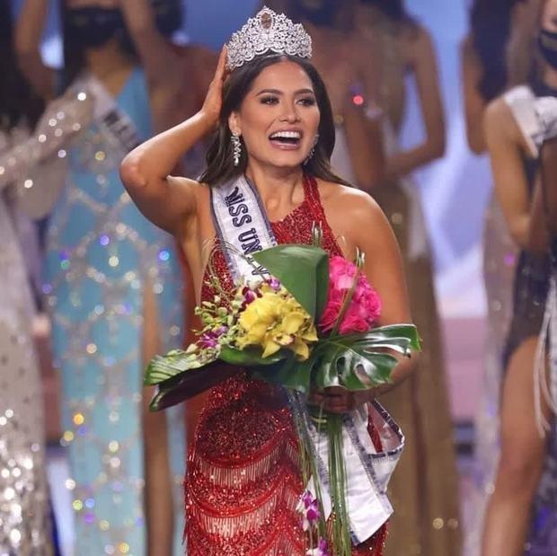 Rùng mình điềm báo đăng quang: 3 đời Hoa hậu Mexico chiến thắng vương miện Miss Universe đều mặc váy có chi tiết này - Ảnh 4.