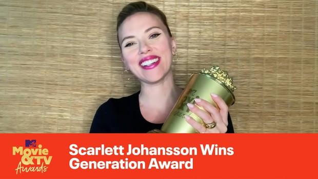 WandaVision thắng lớn, ông hoàng cảnh nóng Bridgerton cũng ôm tượng vàng ở lễ trao giải MTV Movie & TV - Ảnh 2.