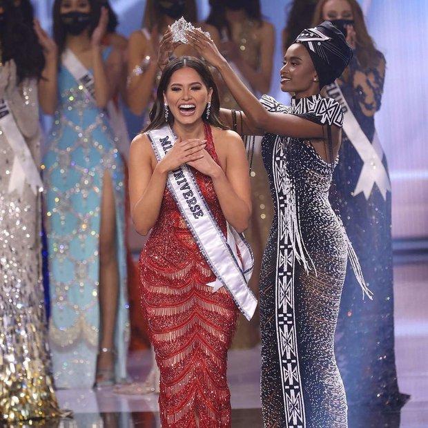 5 nàng hậu Miss Universe hội tụ tạo ra khung hình toàn đệ nhất mỹ nhân: Ai cũng visual đỉnh chóp, khó lòng phân thắng bại - Ảnh 8.
