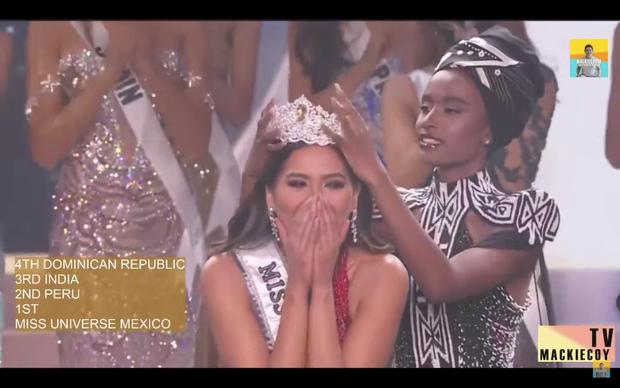 Không vào nổi top 5 Miss Universe, Hoa hậu Thái Lan vẫn cực hot trên Instagram, thậm chí còn dí sát nút đương kim Hoa hậu người Mexico - Ảnh 1.