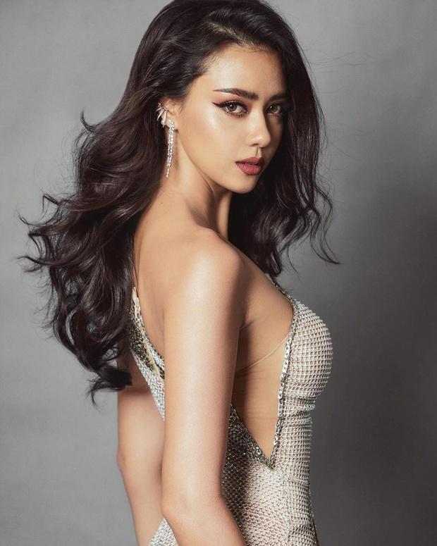 Không vào nổi top 5 Miss Universe, Hoa hậu Thái Lan vẫn cực hot trên Instagram, thậm chí còn dí sát nút đương kim Hoa hậu người Mexico - Ảnh 3.