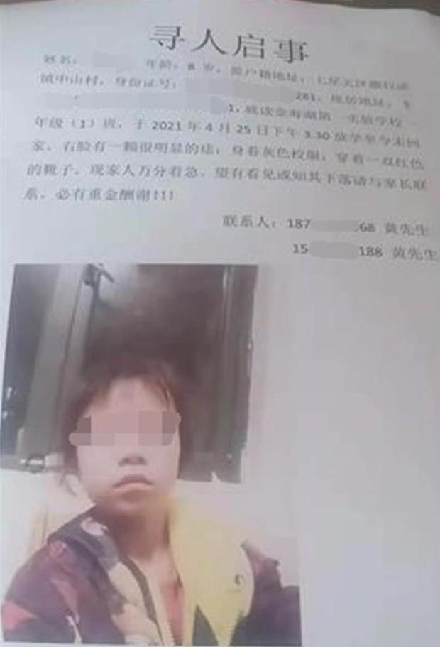 Con gái 8 tuổi mất tích, gia đình suy sụp khi cảnh sát tìm được thi thể cô bé 10 ngày sau đó, hung thủ là kẻ không hề xa lạ - Ảnh 2.