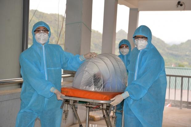 Sơn La khẩn trương ứng phó khi cóca dương tính đầu tiên với SARS-CoV-2 - Ảnh 1.