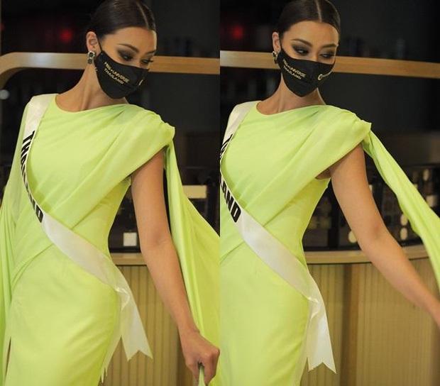 1001 drama như cung đấu ở Miss Universe 2020: Miss Thái mưu mô, Khánh Vân nằm không dính đạn, Hoa hậu dính phốt sau 2 tiếng đăng quang - Ảnh 24.