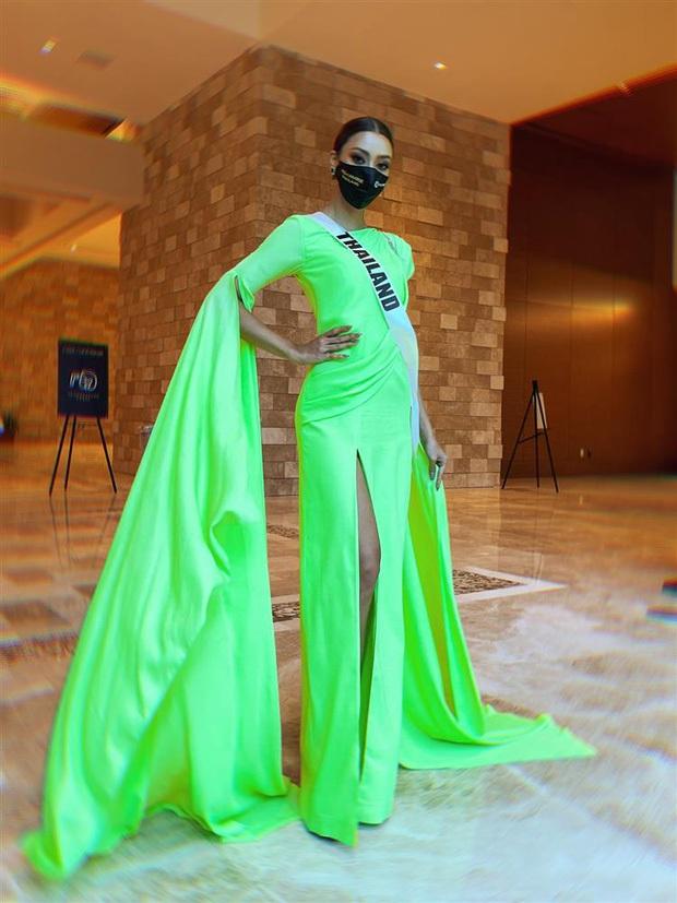 1001 drama như cung đấu ở Miss Universe 2020: Miss Thái mưu mô, Khánh Vân nằm không dính đạn, Hoa hậu dính phốt sau 2 tiếng đăng quang - Ảnh 27.