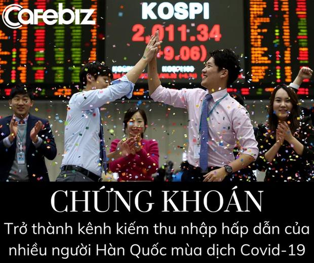 Thất nghiệp vì Covid-19, lãi suất thấp, tiền trợ cấp lại nhiều, người dân Hàn Quốc đổ xô vào chứng khoán - Ảnh 3.