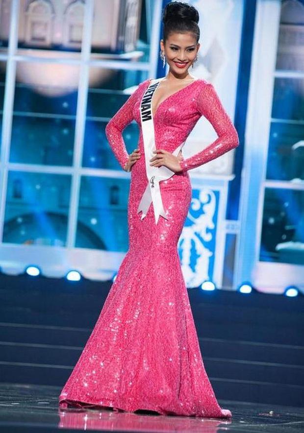 7 chiếc váy đẹp nhất Miss Universe của mỹ nhân Việt: Toàn cực phẩm nhưng ai mới là người nổi nhất? - Ảnh 7.