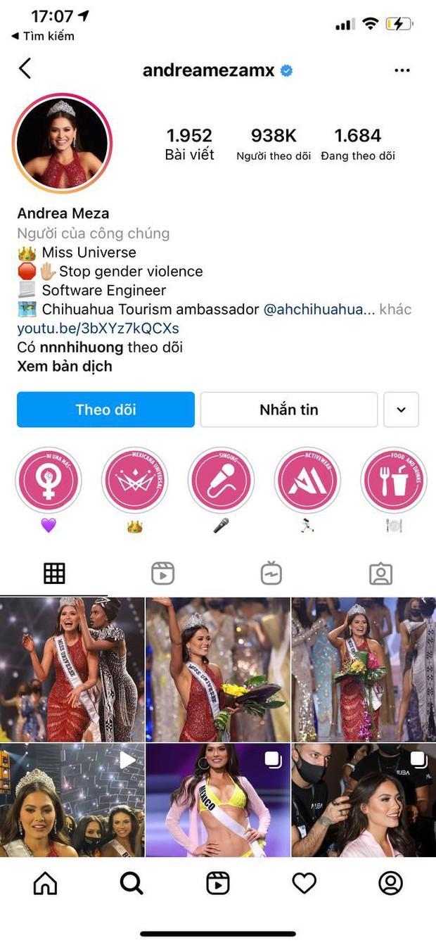 Không vào nổi top 5 Miss Universe, Hoa hậu Thái Lan vẫn cực hot trên Instagram, thậm chí còn dí sát nút đương kim Hoa hậu người Mexico - Ảnh 5.