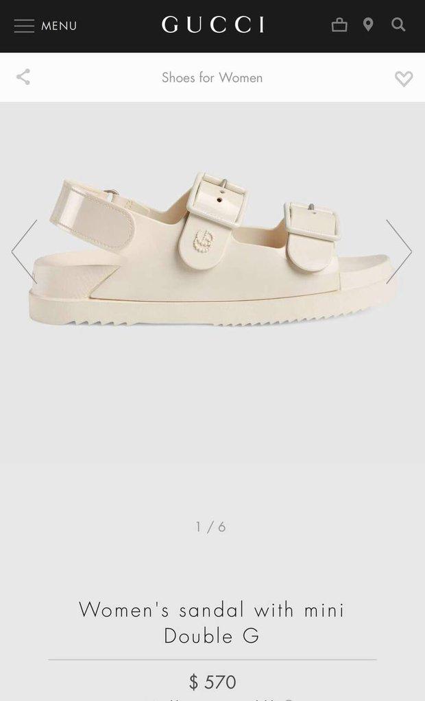 Nữ đại gia ở biệt thự 200 tỷ khoe đôi giày rẻ nhất từng mua, thế nào mà phải leo cả lên ghế để khoe? - Ảnh 3.