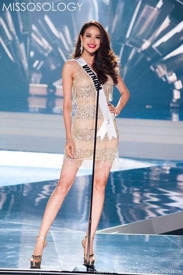 Khánh Vân lọt top 21 Miss Universe, Phạm Hương trở thành Hoa hậu Hoàn vũ VN duy nhất chưa làm được điều này! - Ảnh 4.