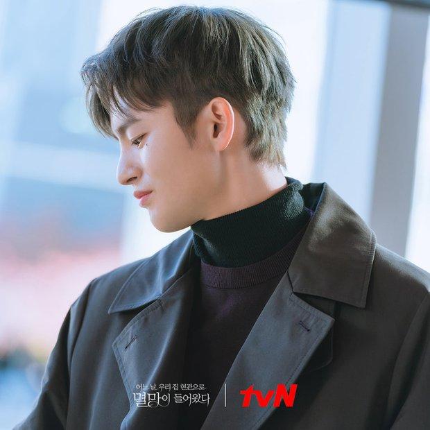 Bạn trai Park Bo Young gây sốt với nhan sắc chuẩn bad boy, netizen la ó hủy diệt tim em rồi - Ảnh 5.