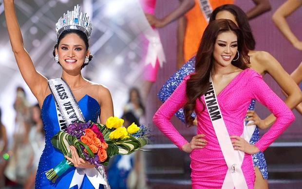 Hoa hậu Pia và 2 lần khiến fan Việt nổi đóa: Cho Minh Tú 4 điểm rưỡi, thắc mắc về lượng vote của Khánh Vân - Ảnh 1.