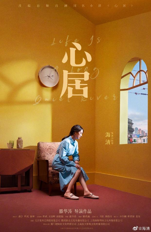 Hậu ly hôn Triệu Lệ Dĩnh, Phùng Thiệu Phong xuất hiện gầy gò, lộ cằm nhọn hoắt ở hậu trường phim mới - Ảnh 6.