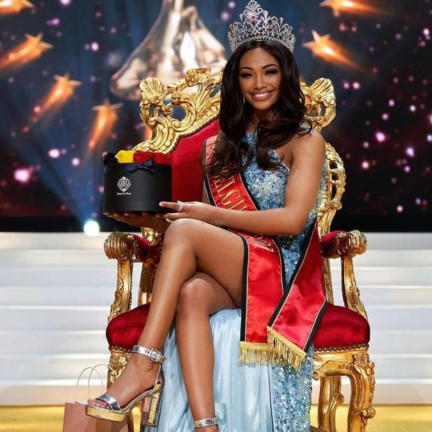 Hé lộ 4 đối thủ đầu tiên của đại diện Việt Nam ở Miss Universe 2021, Kim Duyên nhận được phản ứng bất ngờ từ fan quốc tế - Ảnh 3.