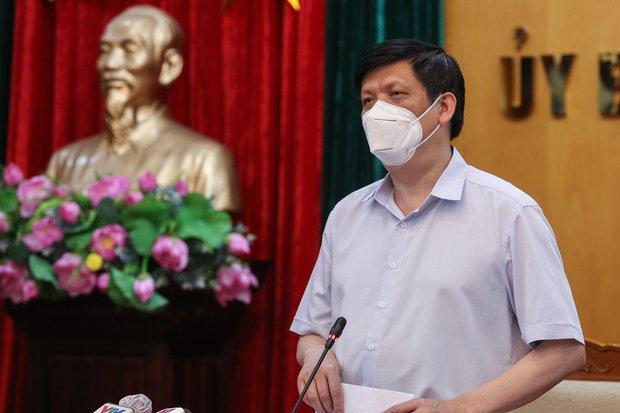 Bộ trưởng Bộ Y tế: Dồn tổng lực cho Bắc Giang, trận Đà Nẵng đánh 1 thì trận này phải nhanh 10 mới thắng được - Ảnh 1.