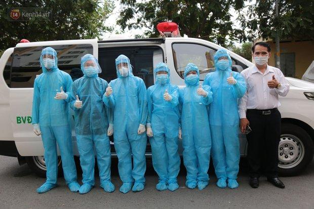 TP.HCM: 40 đội Y tế được tăng cường đến chung cư Sunview Town để lấy 6.000 mẫu xét nghiệm Covid-19 - Ảnh 1.