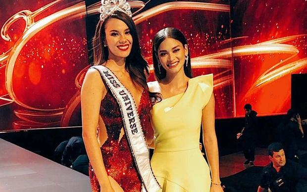 Cùng là Miss Universe người Philippines nhưng Catriona Gray lại ghi điểm với fan Việt hơn hẳn Pia Wurtzbach! - Ảnh 4.