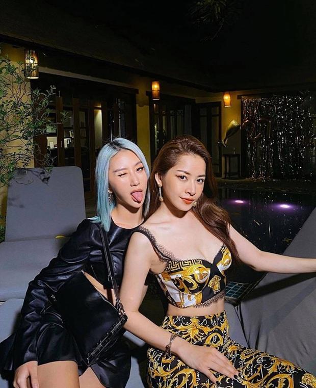 Nửa đêm Chi Pu tự khui lại drama nghỉ chơi với Quỳnh Anh Shyn, nguyên nhân đến từ một người đàn ông? - Ảnh 4.