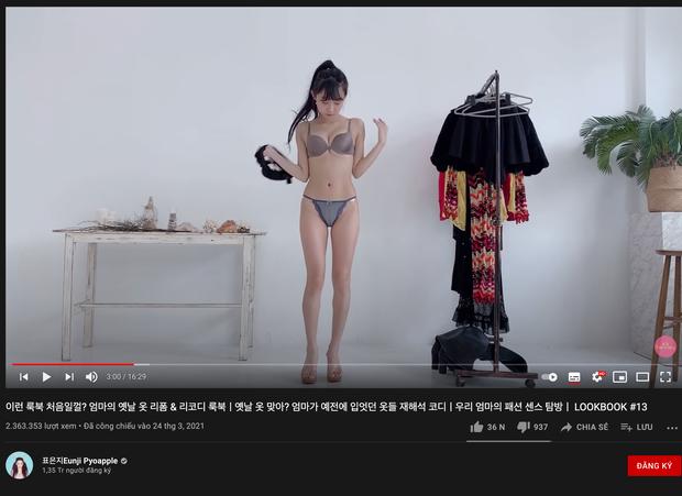 Loạt kênh YouTube hot girl triệu views: uốn éo khoe thân nhưng núp bóng video tư vấn outfit - Ảnh 4.