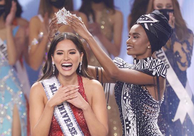 Sau đêm Chung kết Miss Universe, độ hot của các hoa hậu trên mạng xã hội thay đổi chóng mặt, nhưng Khánh Vân tụt hạng! - Ảnh 1.
