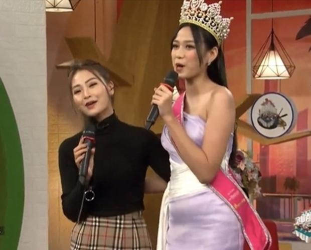 Soi kỹ mới thấy tân Hoa hậu Hoàn vũ mắc 1 nhược điểm y hệt Hoa hậu Đỗ Thị Hà - Ảnh 4.