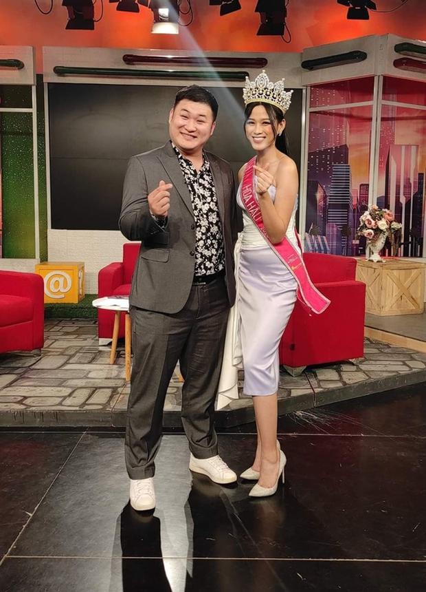 Soi kỹ mới thấy tân Hoa hậu Hoàn vũ mắc 1 nhược điểm y hệt Hoa hậu Đỗ Thị Hà - Ảnh 5.